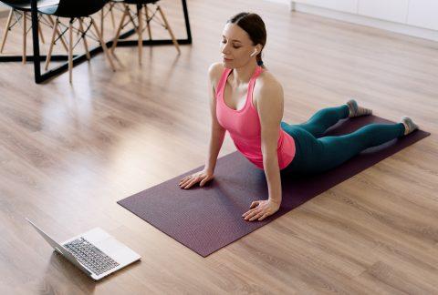 Online Yoga Sessions